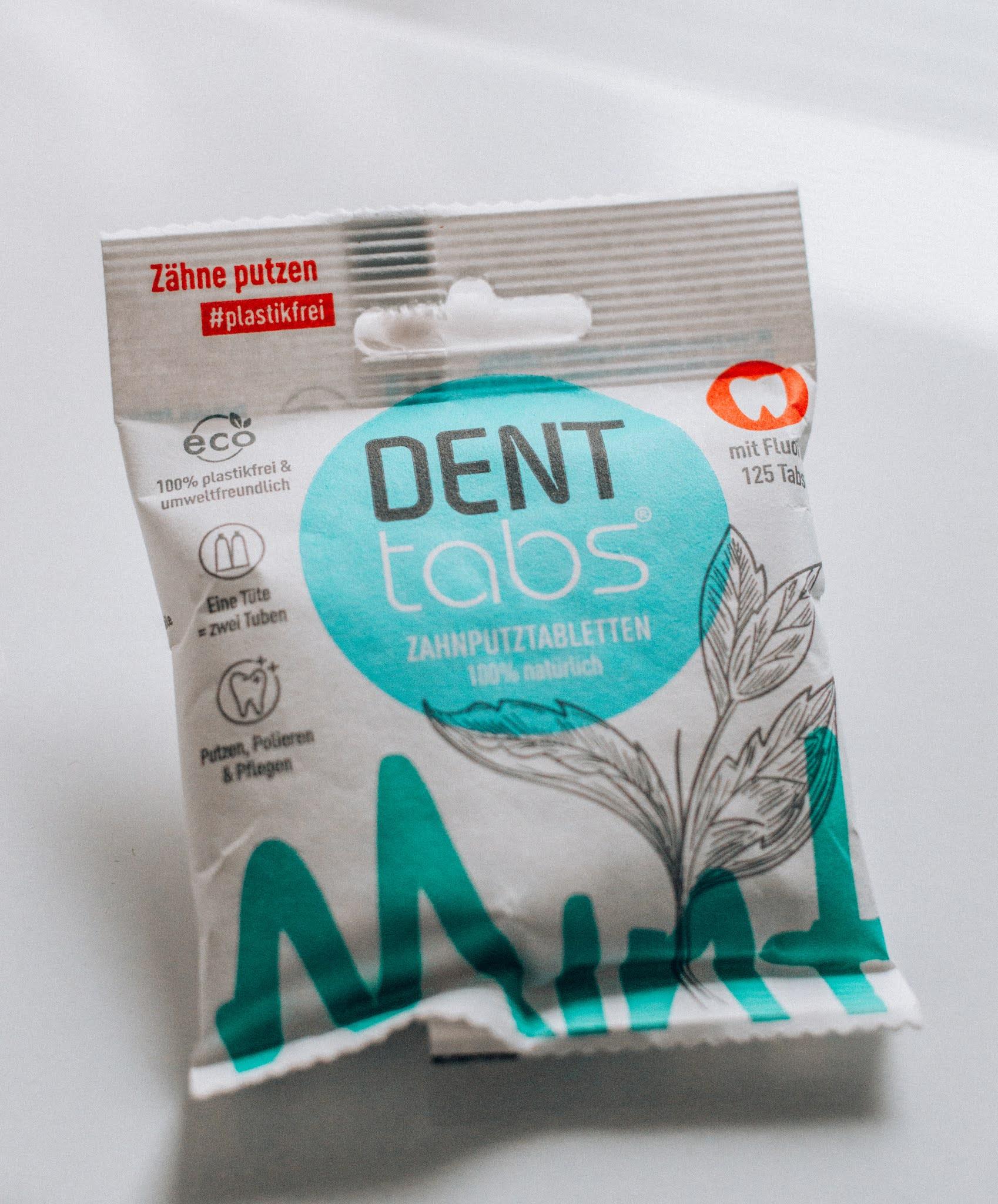 dental tabs by Anna Twenty Seven