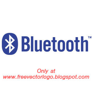 Bluetooth logo vector
