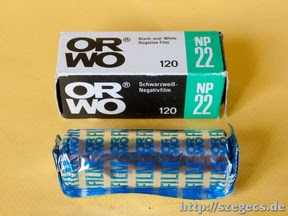 ORWO NP22