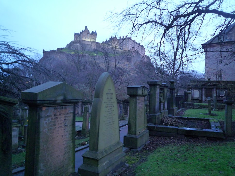 Tour Fantasmas en Edimburgo