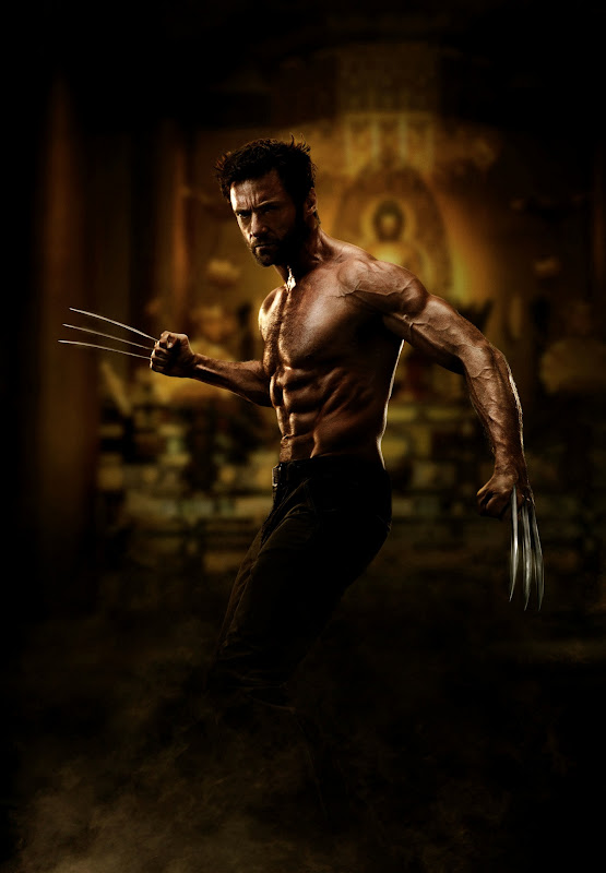 The Wolverine Hugh Jackman as Logan