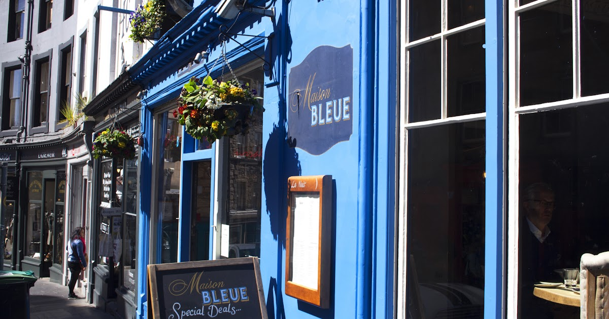 Gerry 39 s kitchen edinburgh s maison bleue launches street for O kitchen edinburgh menu