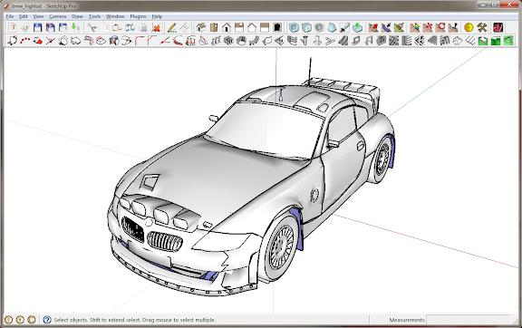 SketchUp - 3dSimED Sim Editor v2.17a with SketchUp Import & Export 3dsim02