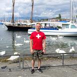 Reformatt in Lausanne in Gruyeres, Fribourg, Switzerland