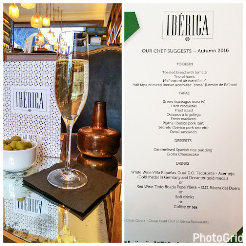 Restaurant review, Gerry's Kitchen, Ibérica Leeds, Leeds restaurants, Spanish restaurant