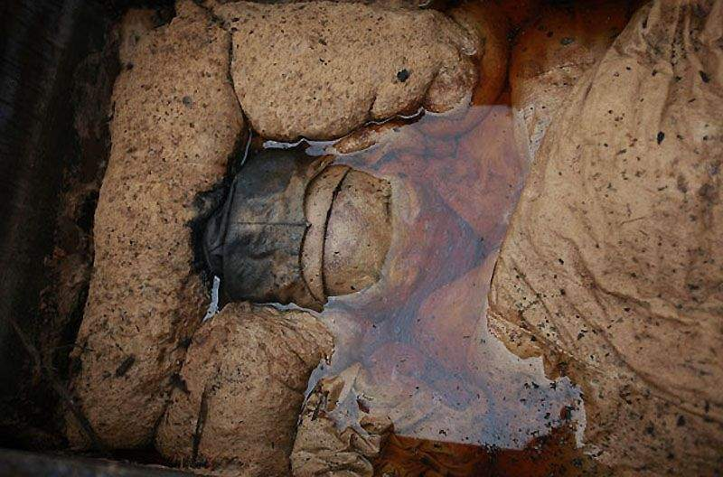 >In China, construction workers found the mummy | Daily Beeper George Mallory And Andrew Irvine