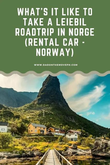 Roadtrip guide in Norway