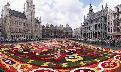 Grand Place de Buselas