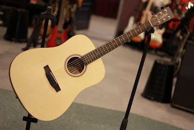 L Luthier GA21 Natural RM390