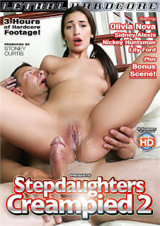 Stepdaughters Creampied 2