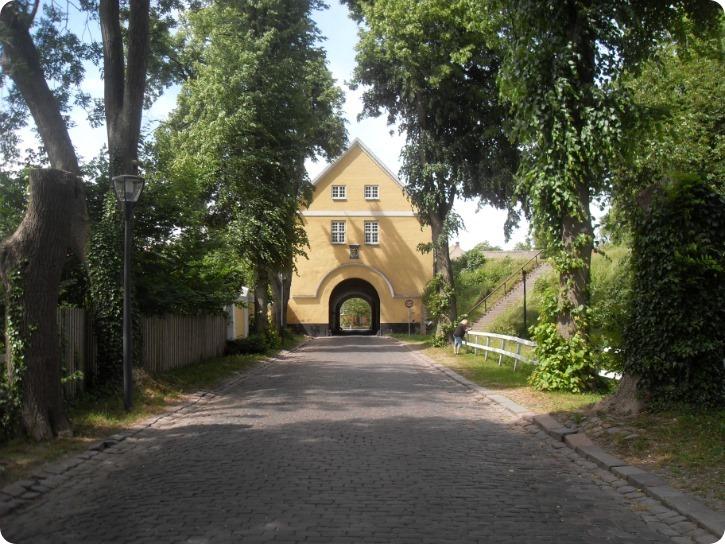 Landporten - Nyborg