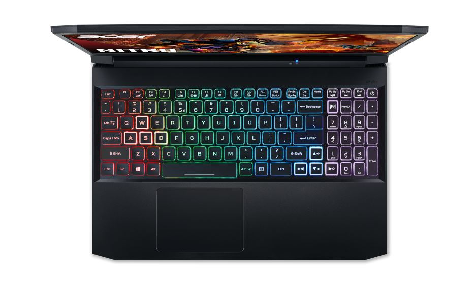 Acer Nitro 5 AN515-57 71EX, Laptop Gaming Murah bertenaga Intel Tiger Lake dan GeForce RTX 3050 Ti