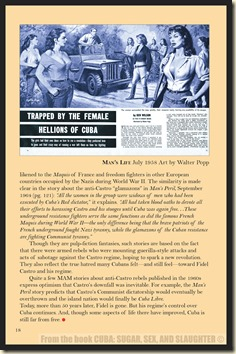 CUBA in Men's Adventure Magazines p18 WM