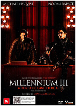 Download  Millennium 3 A Rainha do Castelo de Ar DVDRip AVI Dual Áudio + RMVB Dublado