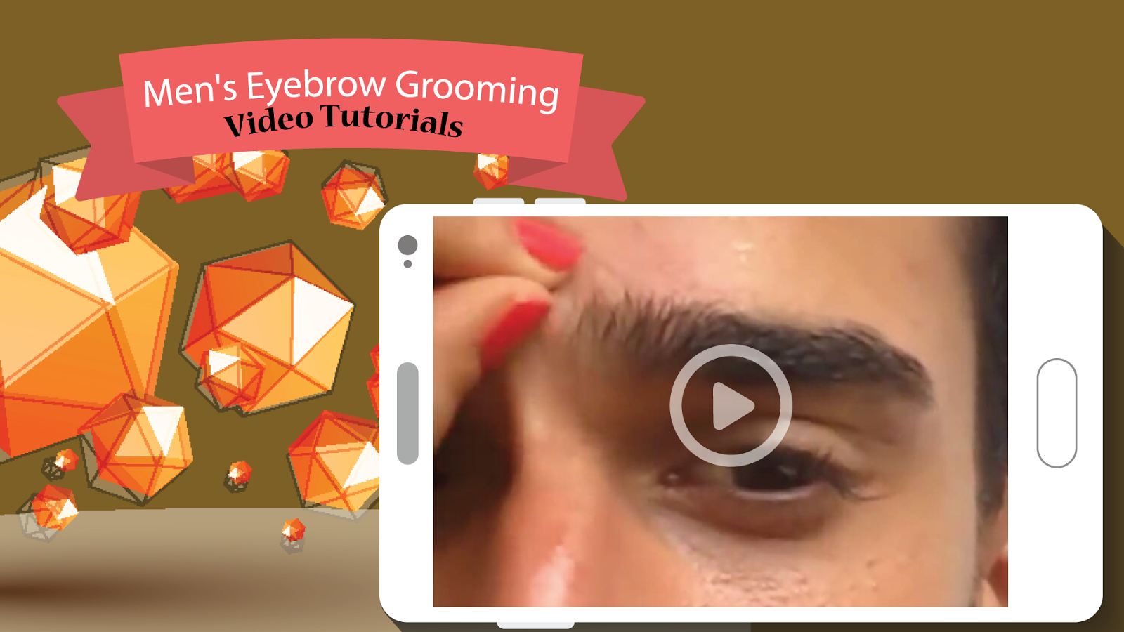 Mens Eyebrow Grooming Guides Android Apps On Google Play