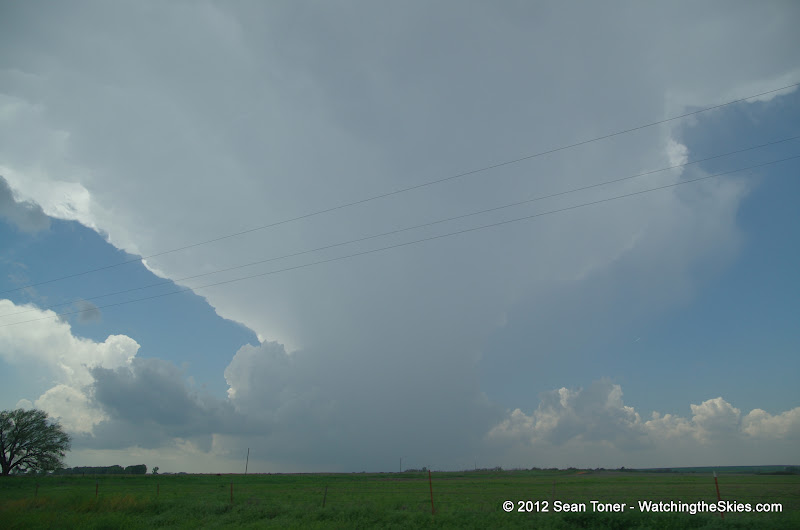 04-14-12 Oklahoma & Kansas Storm Chase - High Risk - IMGP0353.JPG