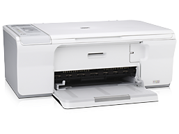 The best way to down HP Deskjet F4235 inkjet printer installer program