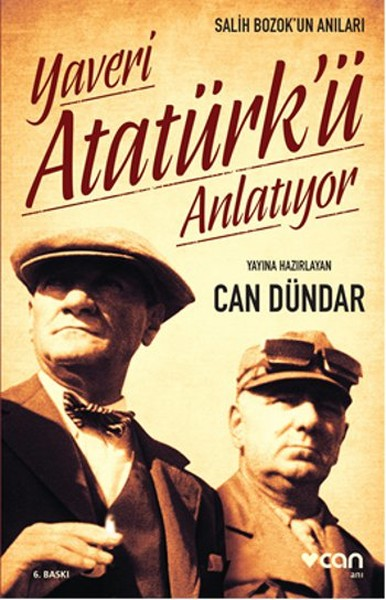 Can Dündar – Yaveri Atatürk'ü Anlatıyor
