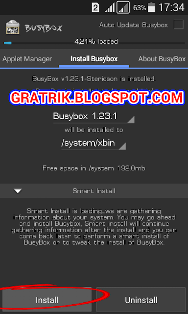 Busybox APK - Android Application Download