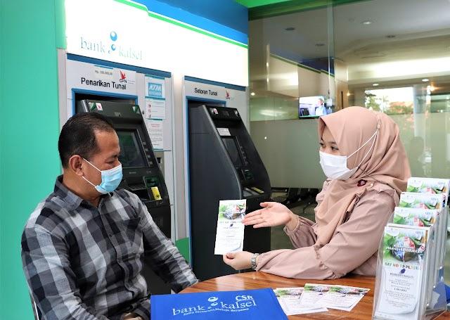 Bank Kalsel Luncurkan Program Kampanye Ramah Lingkungan Menuju Banua Lestari