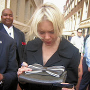 Renee Zellweger with Krebsbach Bag