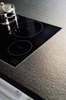 Anticato Beach Black kitchen worktops