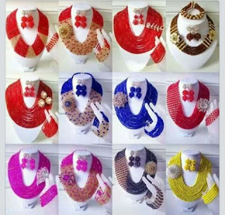 nigerian bead designs