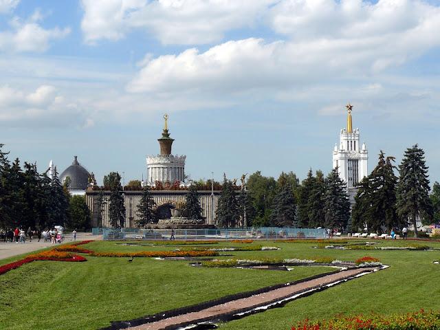 Centro Espositivo di tutte le Russie