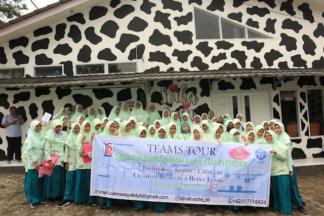Field Trip Outing ke Serbasusu | SMP IT Rahmania Depok
