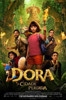 Dora e a Cidade Perdida Download