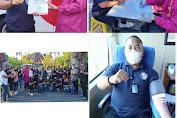 Agustinus Nahak : 50 Pengurus FBN Bali Laksanakan Donor Darah