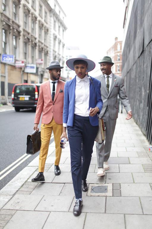 *英國倫敦時裝周場外街拍:攝影師Kuba Dabrowski捕捉街頭英倫紳士! 22