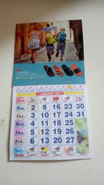 Kalendar Idaman Hati