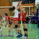 Saison 14 / 15 - Damen 1 vs. Volero Zürich