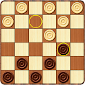 Pocket Checkers : Ultimate Draughts Game icon