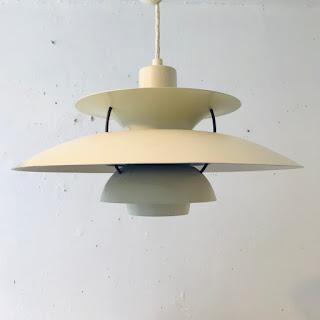 Poulsen Style Light Fixture #1