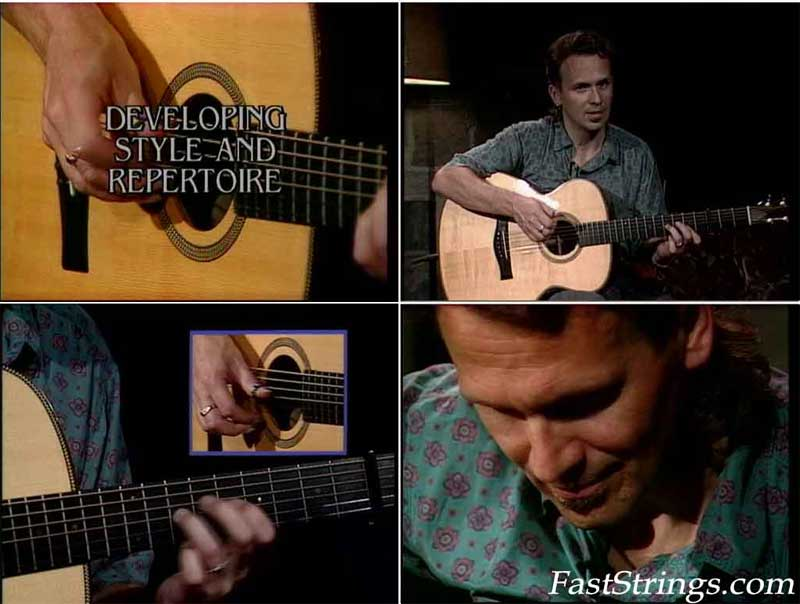Martin Simpson: Acoustic Guitar Instrumentals - Developing Style & Repertoire (Vol.3)