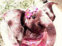 Graceful Elephant