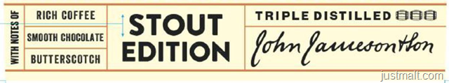 Jameson Caskmates Stout Edition & IPA Edition