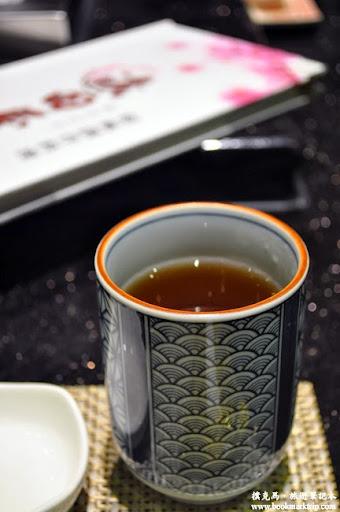 淺田屋日式料理熱茶