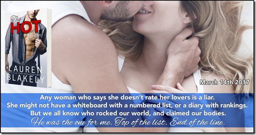 The Hot One teaser