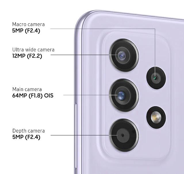 مراجعة موبايل Samsung Galaxy A52s 5G سعر ومواصفات ومميزات وعيوب وسعر الهاتف
