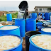 Fresh Graduate Establishes Fufu Processing Plant (photo)