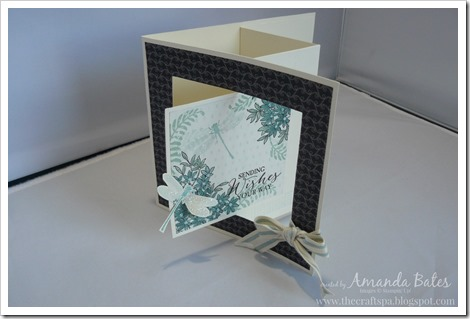 Timeless Elegance Fancy Fold Card by Amanda Bates at The Craft Spa  (26)