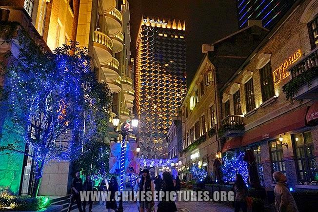 Photo of Wuhan Night 2