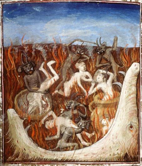 hell augustine de civitate dei Amiens