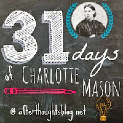 31 Days Of Charlotte Mason Cm Ing Only Children By Laurke Day 20