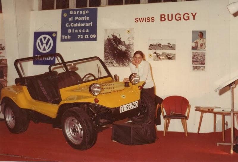 Fabino / Swiss Buggy