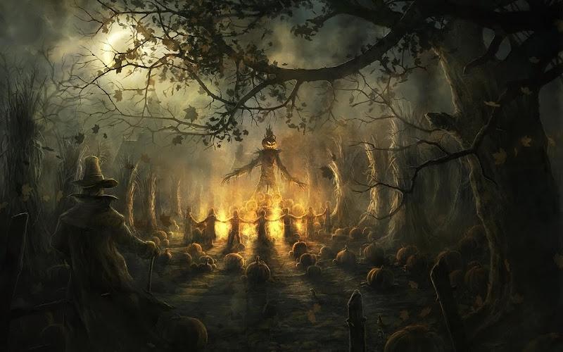 Helloween Party, Halloween