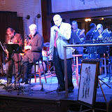 Joe Occhipinti and the Dixieland Dandies performed, and a silent auction was held, to raise funds for the 2013 Pensacola JazzFest.
